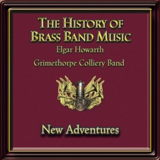 cover of 'The History of Brass Band Music, Vol.6: New Adventures' (DOY CD165)